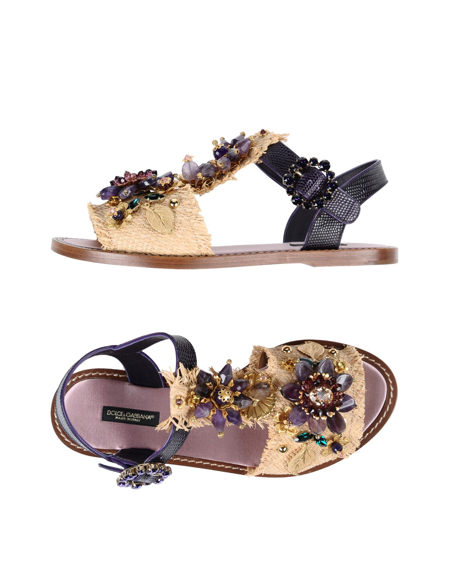 Dolce & Gabbana Sandals Sandals Sandals - Women Dolce & Gabbana Sandals online on  United Kingdom - 11508359DG dafe70