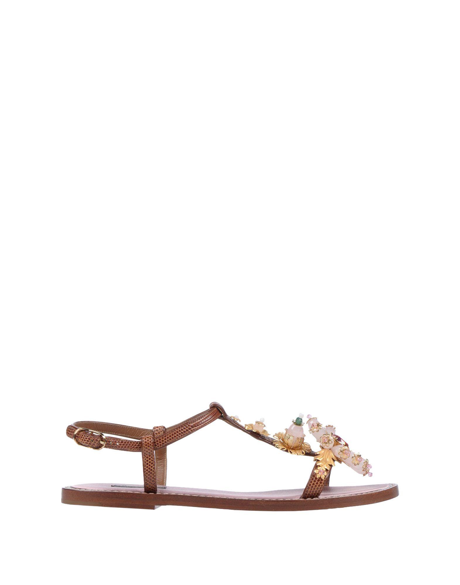 Dolce & Gabbana Sandalen Damen Damen Damen  11508364UO Neue Schuhe 3640d1