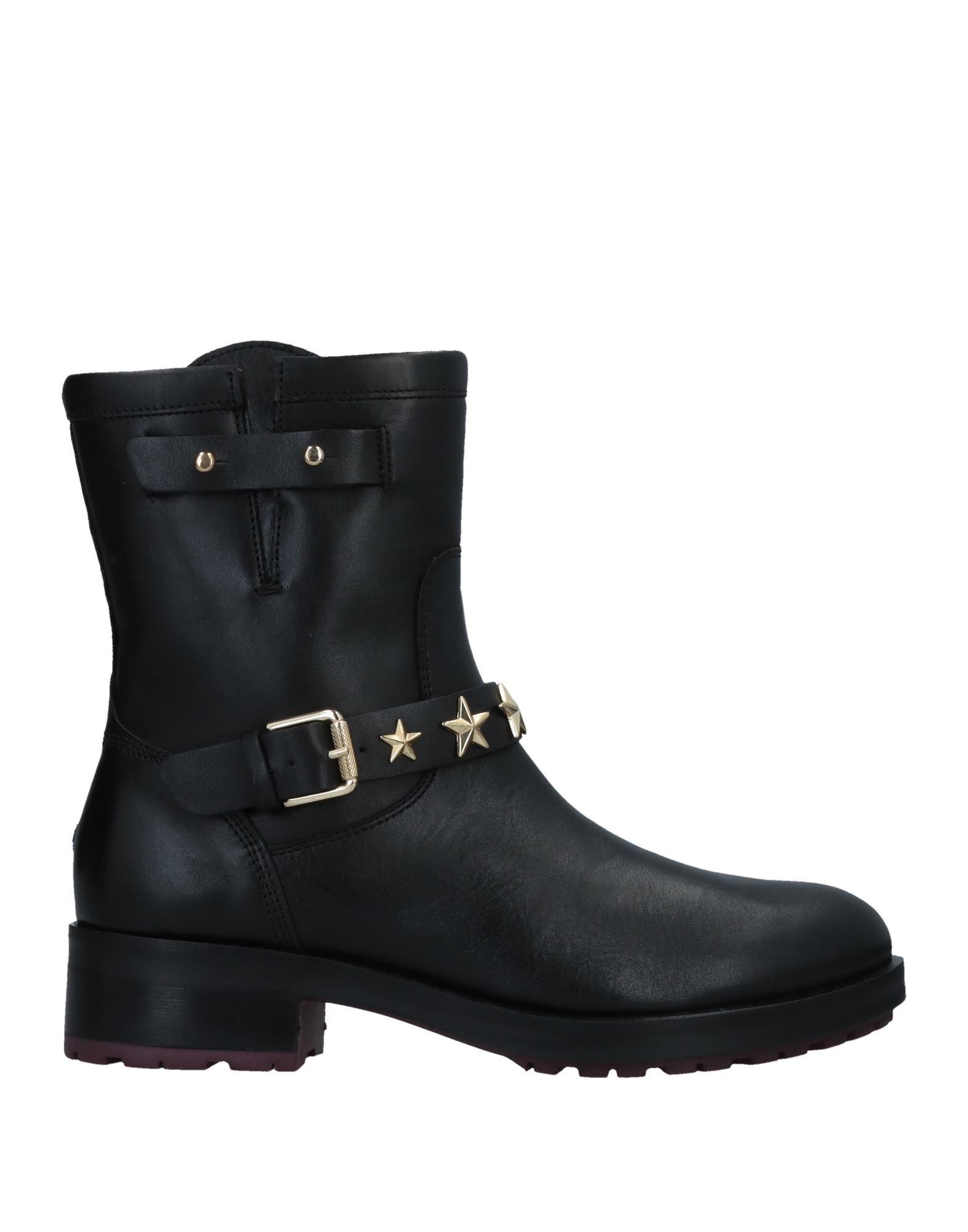 Stilvolle billige Schuhe Tommy 11508374LF Hilfiger Stiefelette Damen  11508374LF Tommy e23695