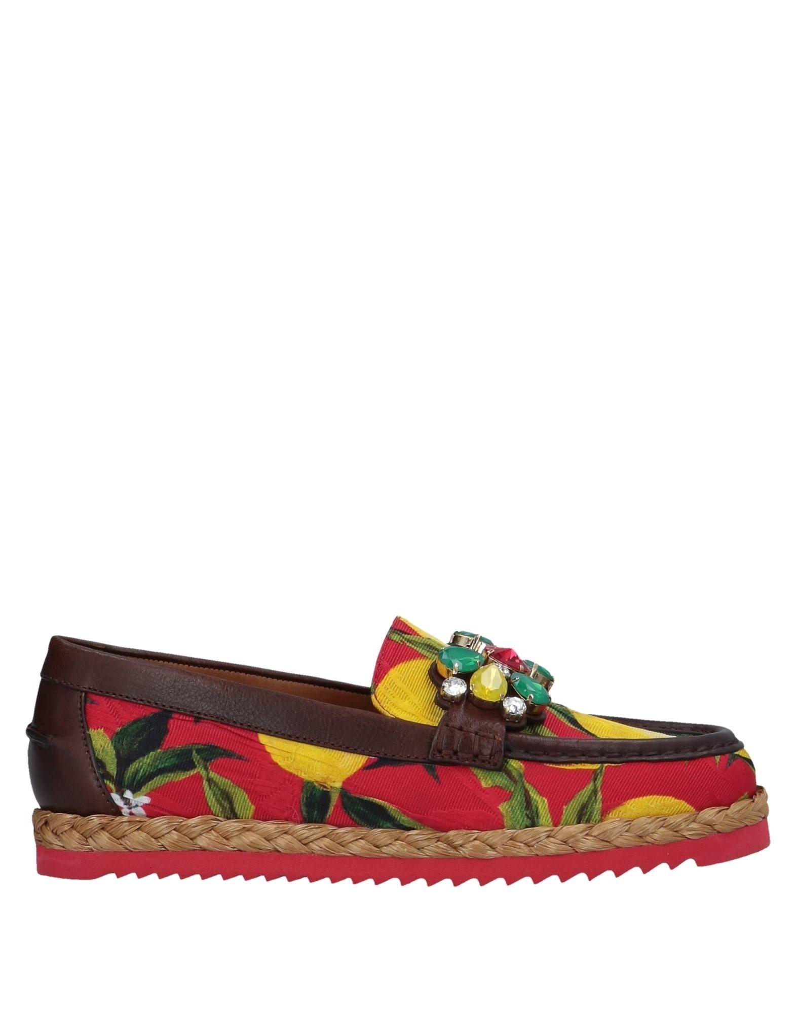 Dolce & Gabbana Mokassins Damen Schuhe  11508382TTGünstige gut aussehende Schuhe Damen 8bcc3b