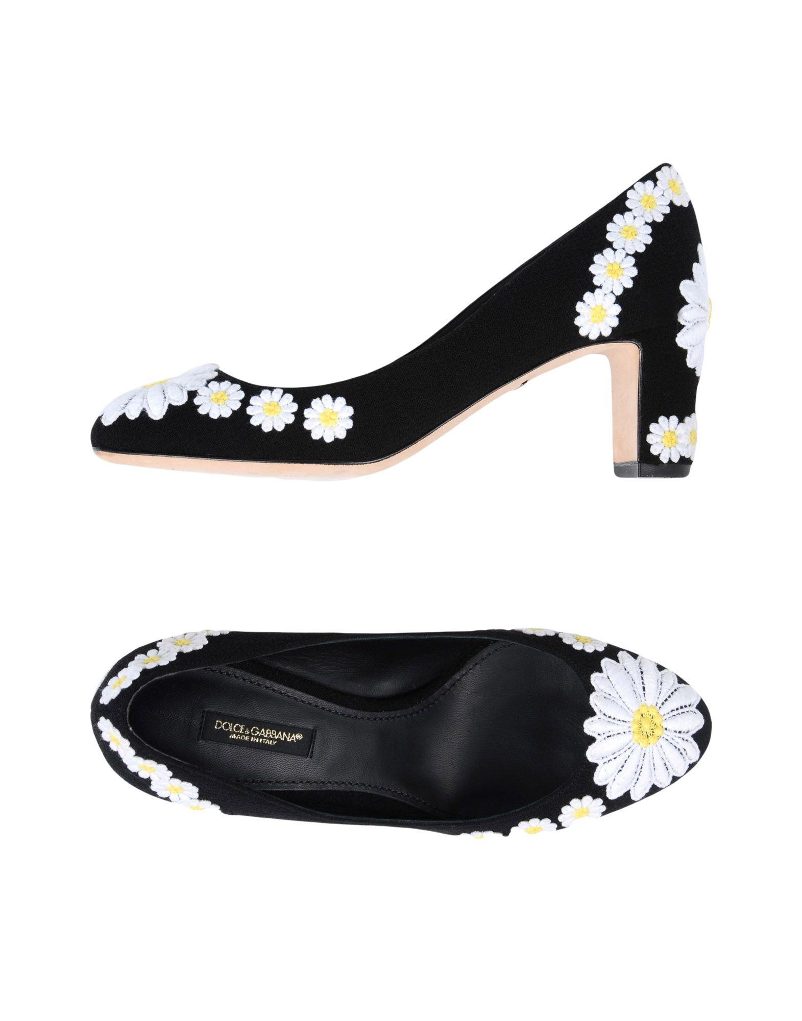 Dolce & Gabbana Pumps Damen  11508383LVGünstige gut aussehende Schuhe