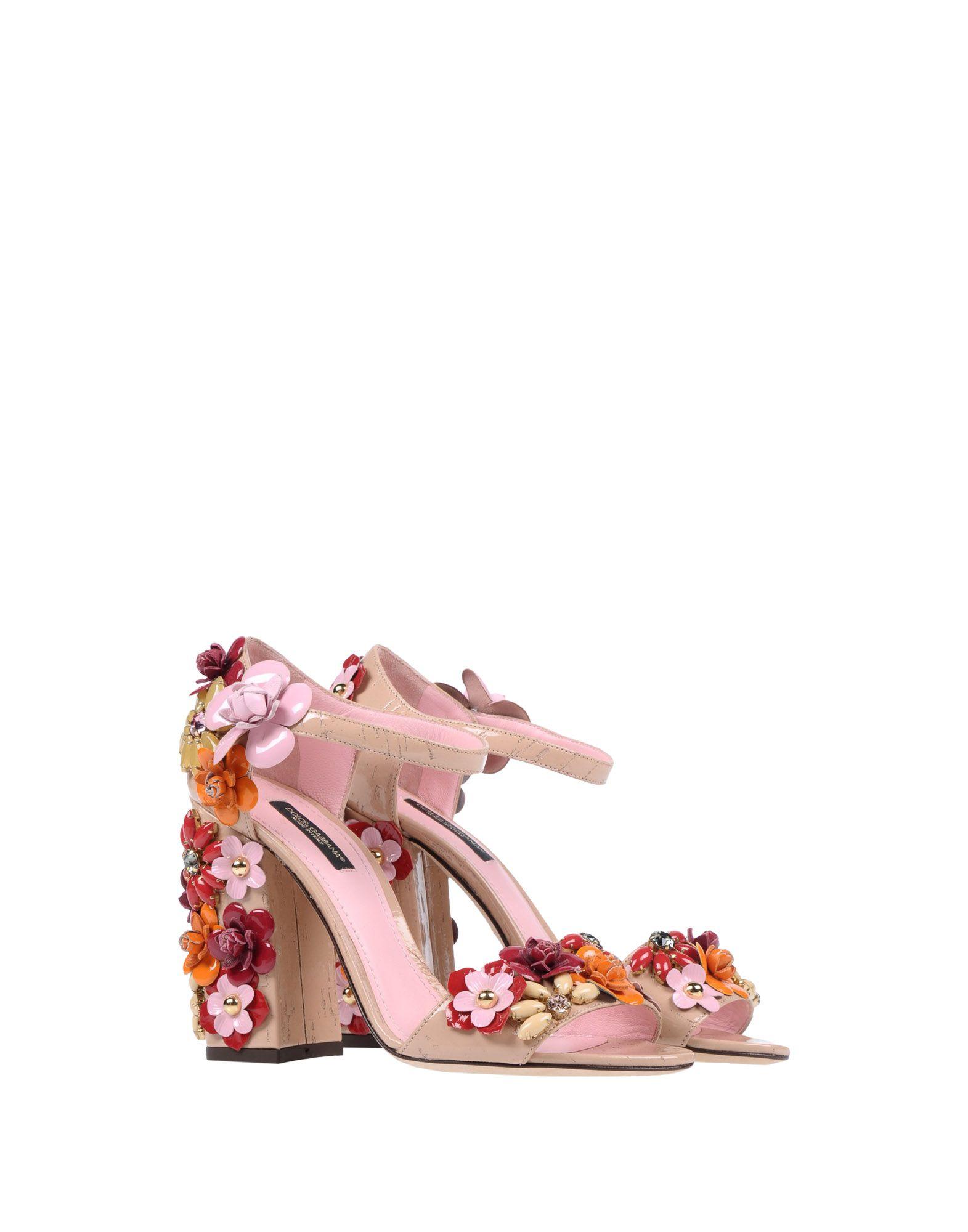 Dolce & Gabbana Sandalen aussehende Damen  11508388VMGünstige gut aussehende Sandalen Schuhe aee0fc
