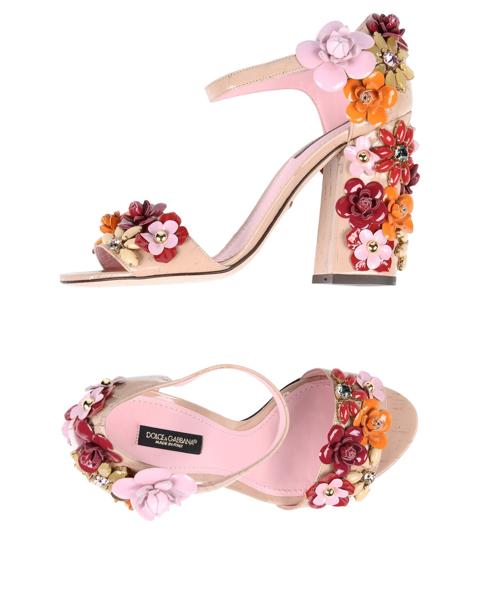 Dolce Dolce Dolce & Gabbana Sandals - Women Dolce & Gabbana Sandals online on  United Kingdom - 11508388VM 41c7e7