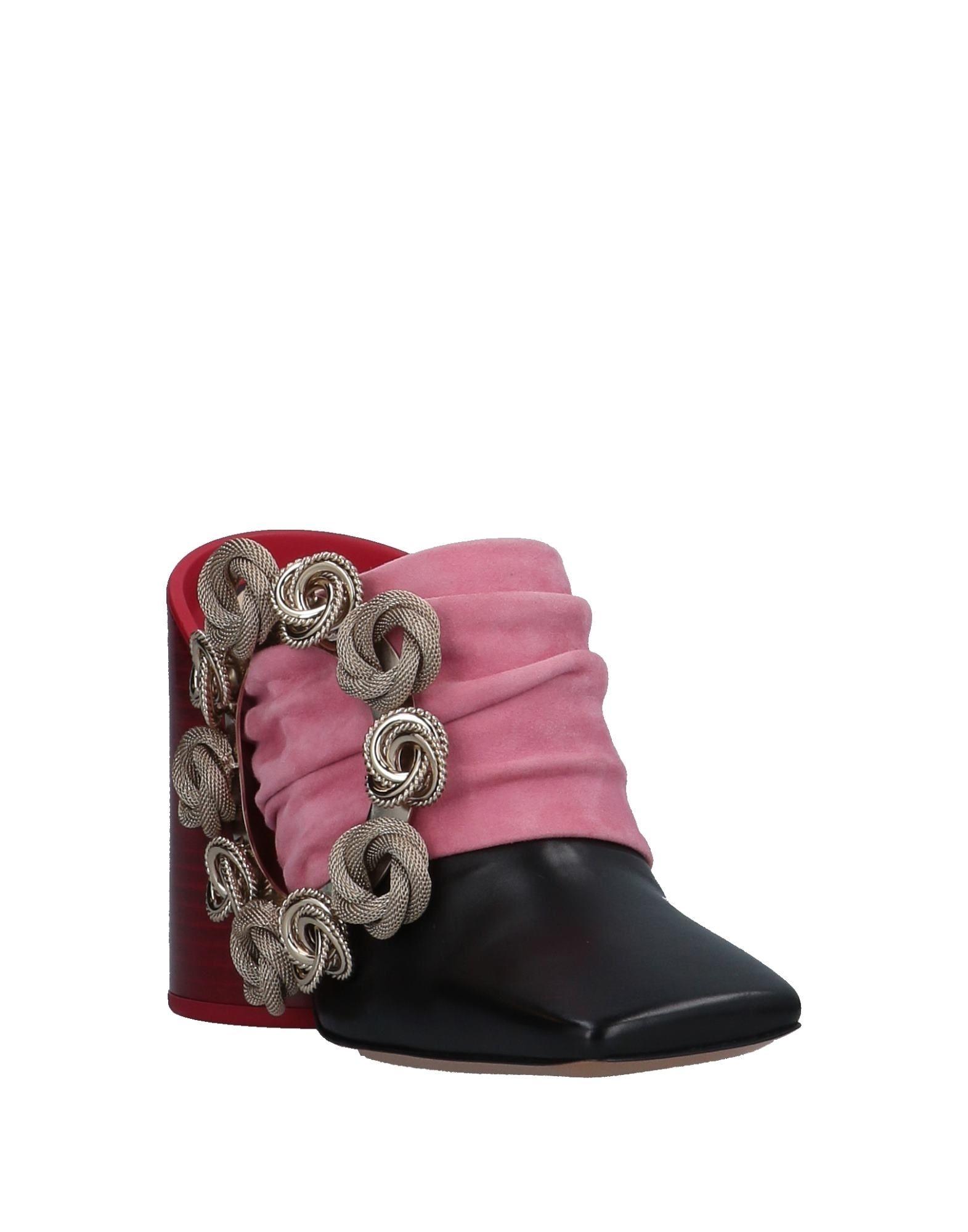Jacquemus Pantoletten aussehende Damen  11508405AFGünstige gut aussehende Pantoletten Schuhe eec717