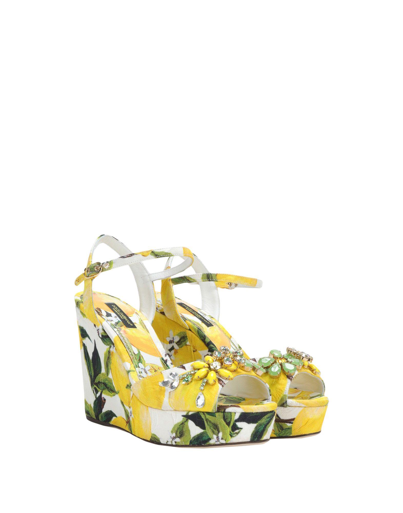 Dolce & Gabbana Sandalen Damen Schuhe  11508408IFGünstige gut aussehende Schuhe Damen cf69cc