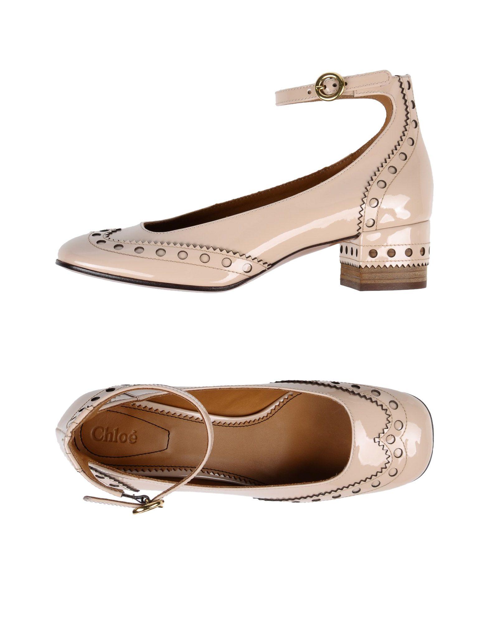 Chloé Pumps Damen  11508422KCGünstige gut aussehende Schuhe