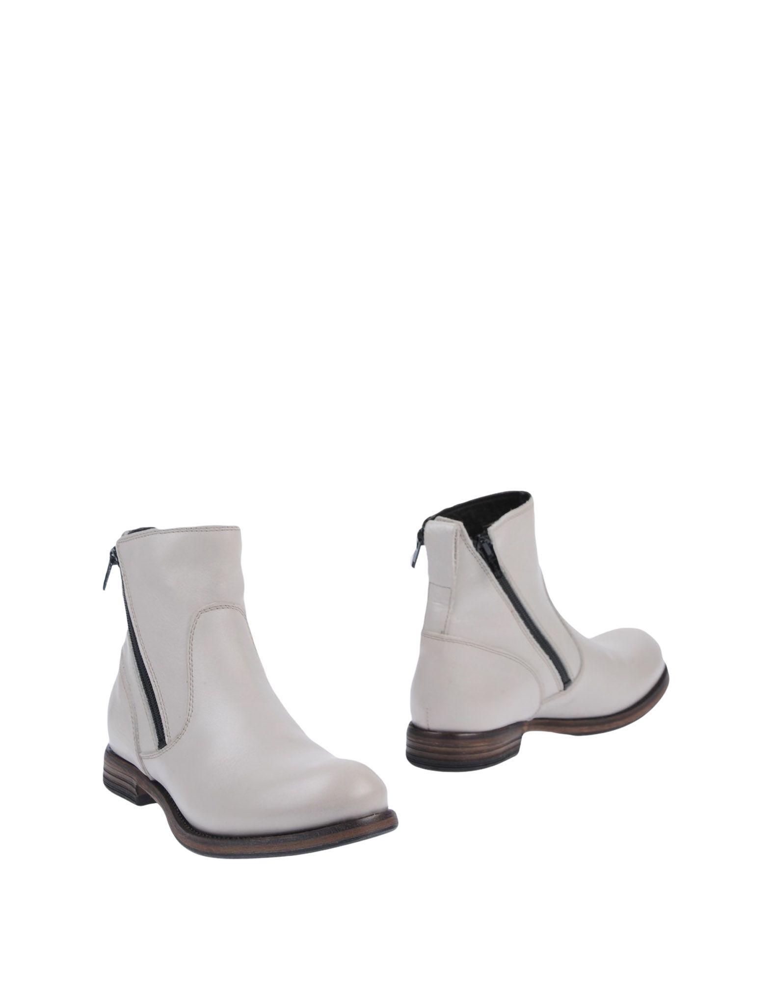 Bottine Moma Femme - Bottines Moma Gris Chaussures femme pas cher homme et femme