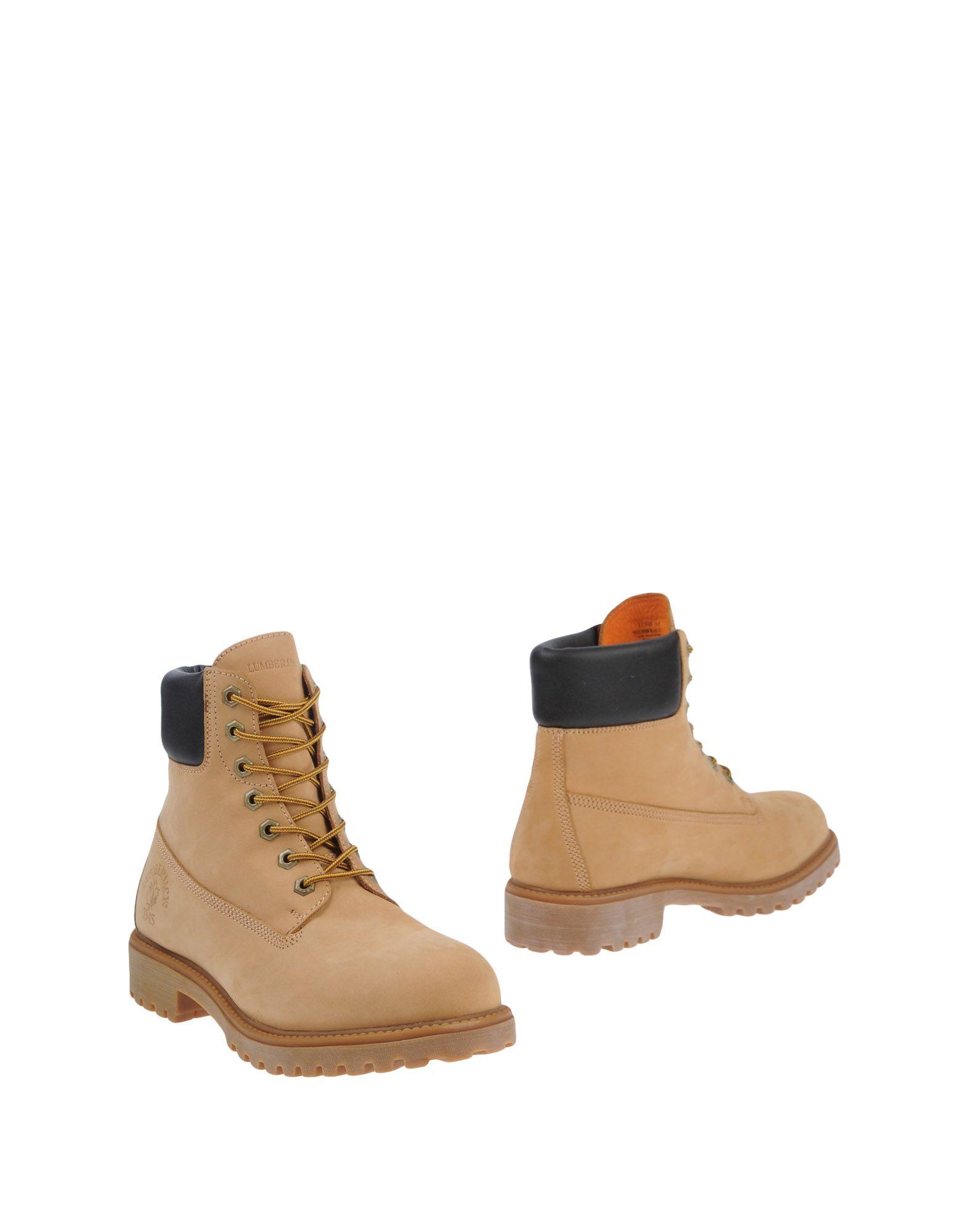 Scarpe economiche e resistenti Stivaletti Lumberjack Uomo - 11508501QR