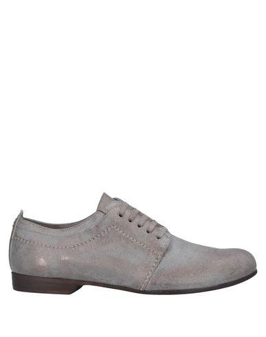Zapatos de hombre por y mujer de promoción por hombre tiempo limitado Zapato De Cordones Hry Beguelin Mujer - Zapatos De Cordones Hry Beguelin - 11508505FT Gris 054552
