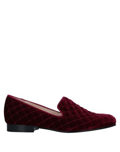 LERRE Loafers in Maroon
