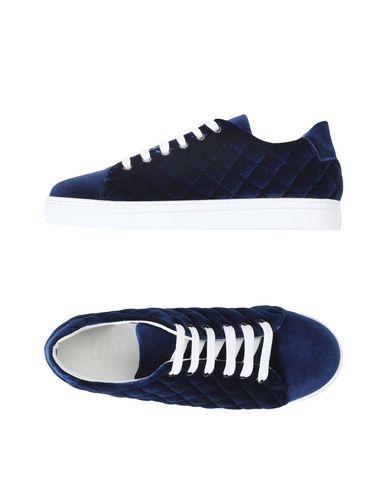 8 Bleu Électrique By Yoox Sneakers HHw6f7Rq