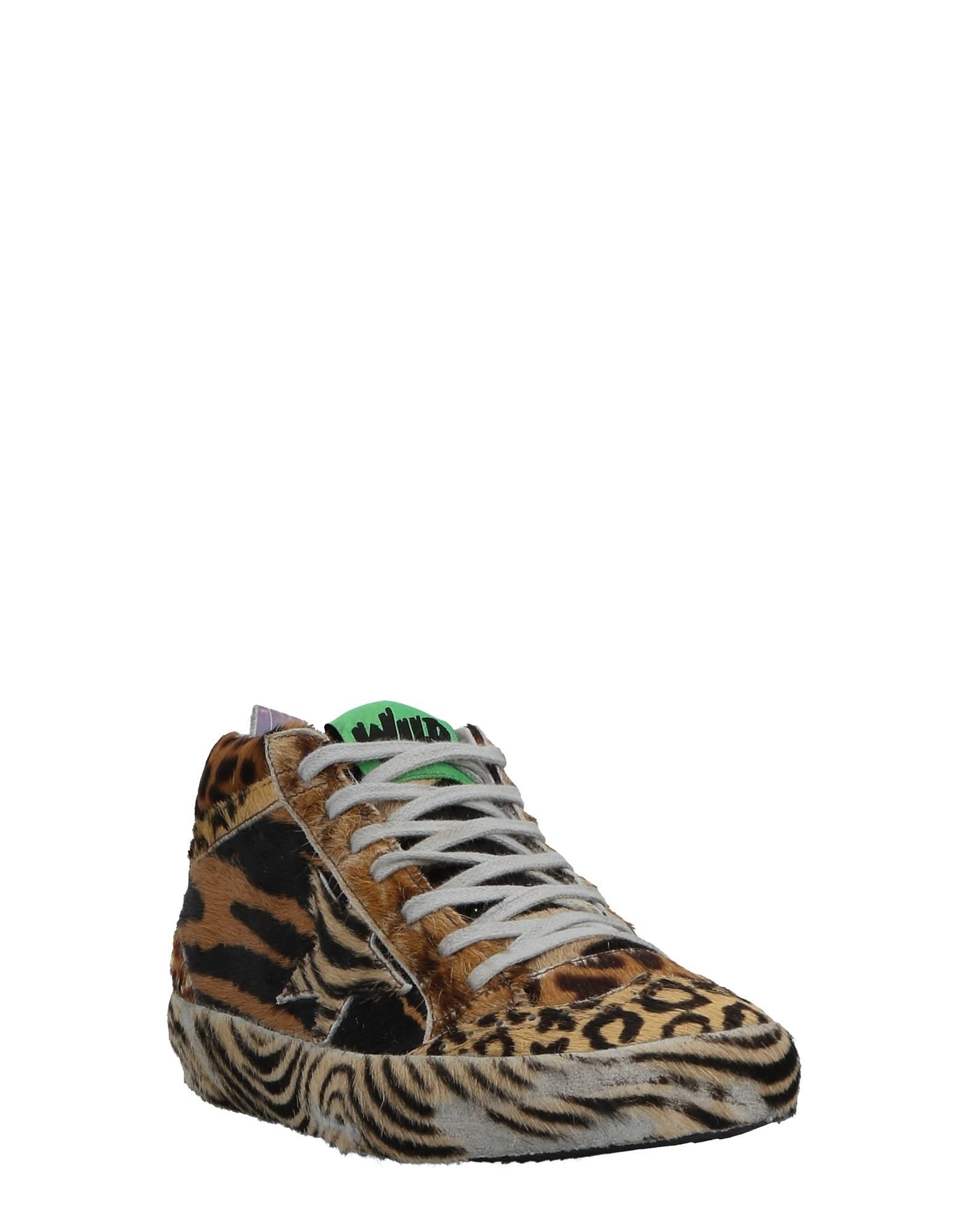 Rabatt Schuhe Sneakers Golden Goose Deluxe Brand Sneakers Schuhe Damen  11508624KH 6a5365