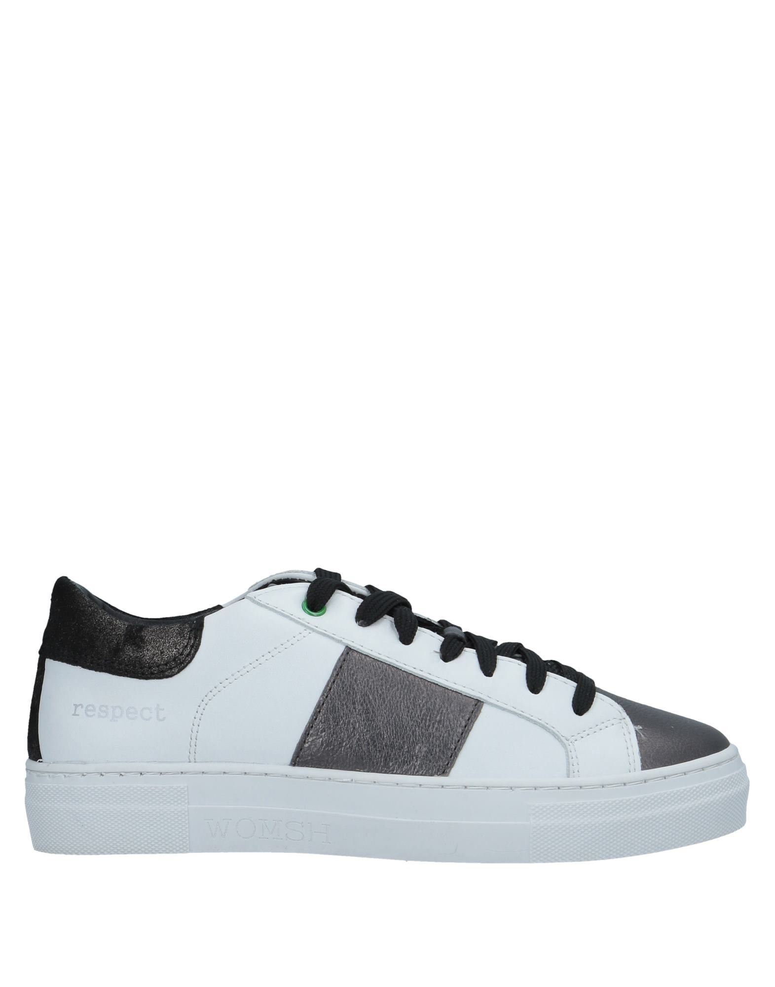 Baskets Womsh Femme Chaussures - Baskets Womsh Blanc Chaussures Femme casual sauvages 92c444
