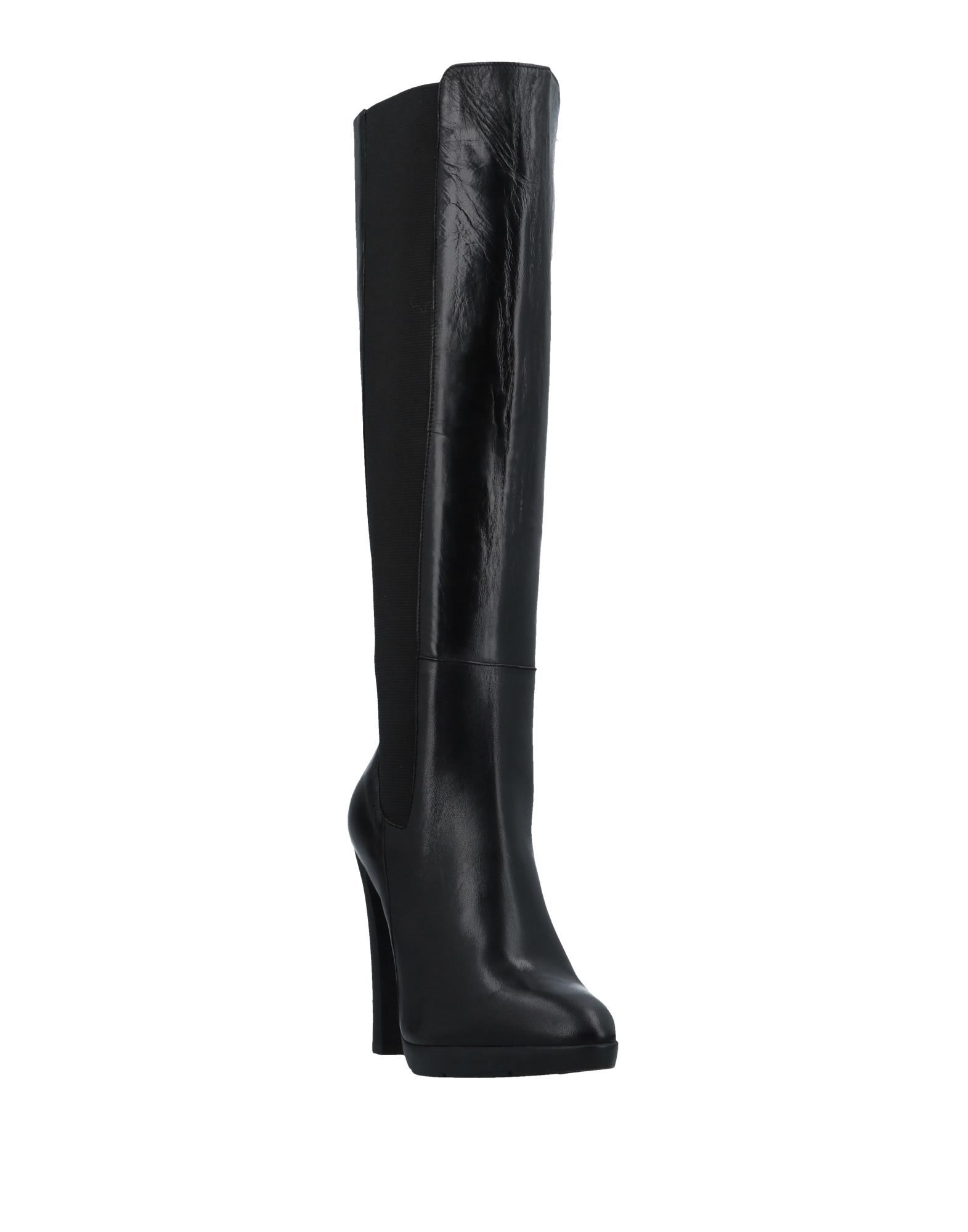 Stilvolle Frau billige Schuhe Frau Stilvolle Stiefel Damen  11508654FH b0effe