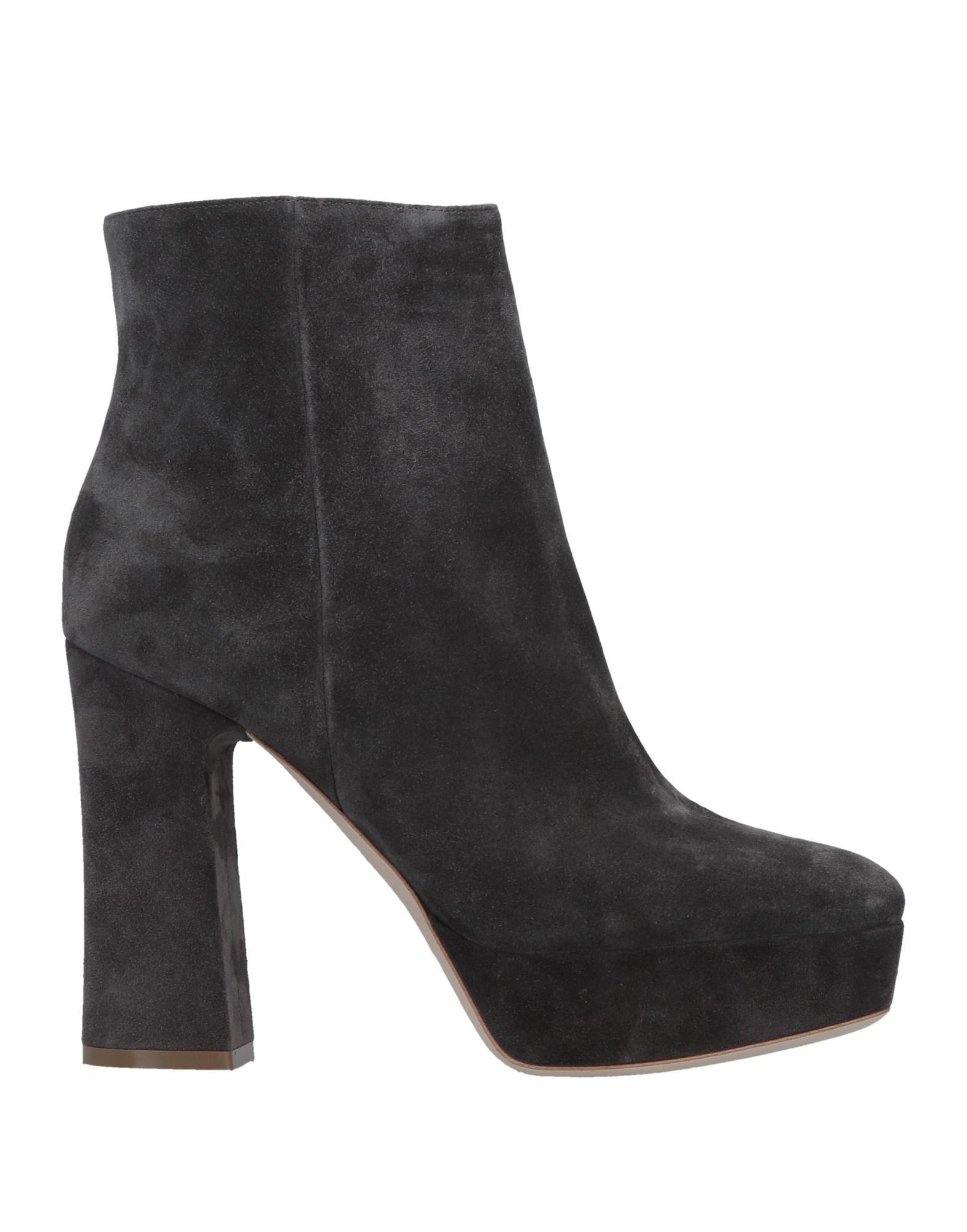 Haltbare Mode billige Schuhe Lerre Stiefelette Damen  11508659QB Heiße Schuhe