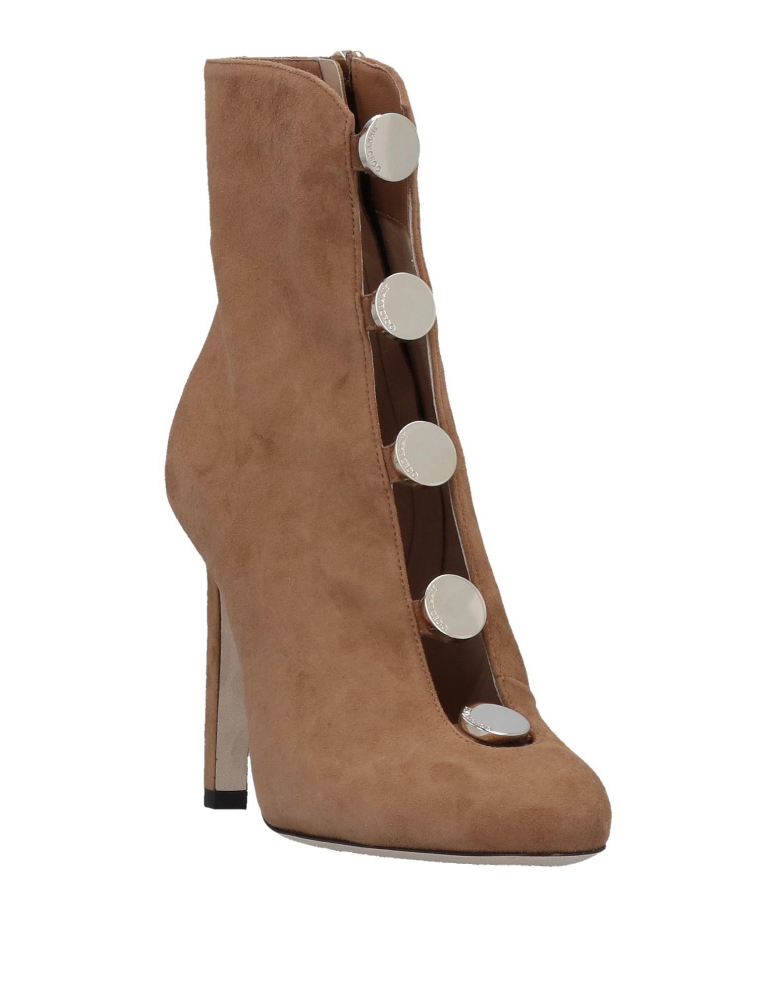 Jimmy Choo Stiefelette aussehende Damen  11508687SEGünstige gut aussehende Stiefelette Schuhe 5021ee