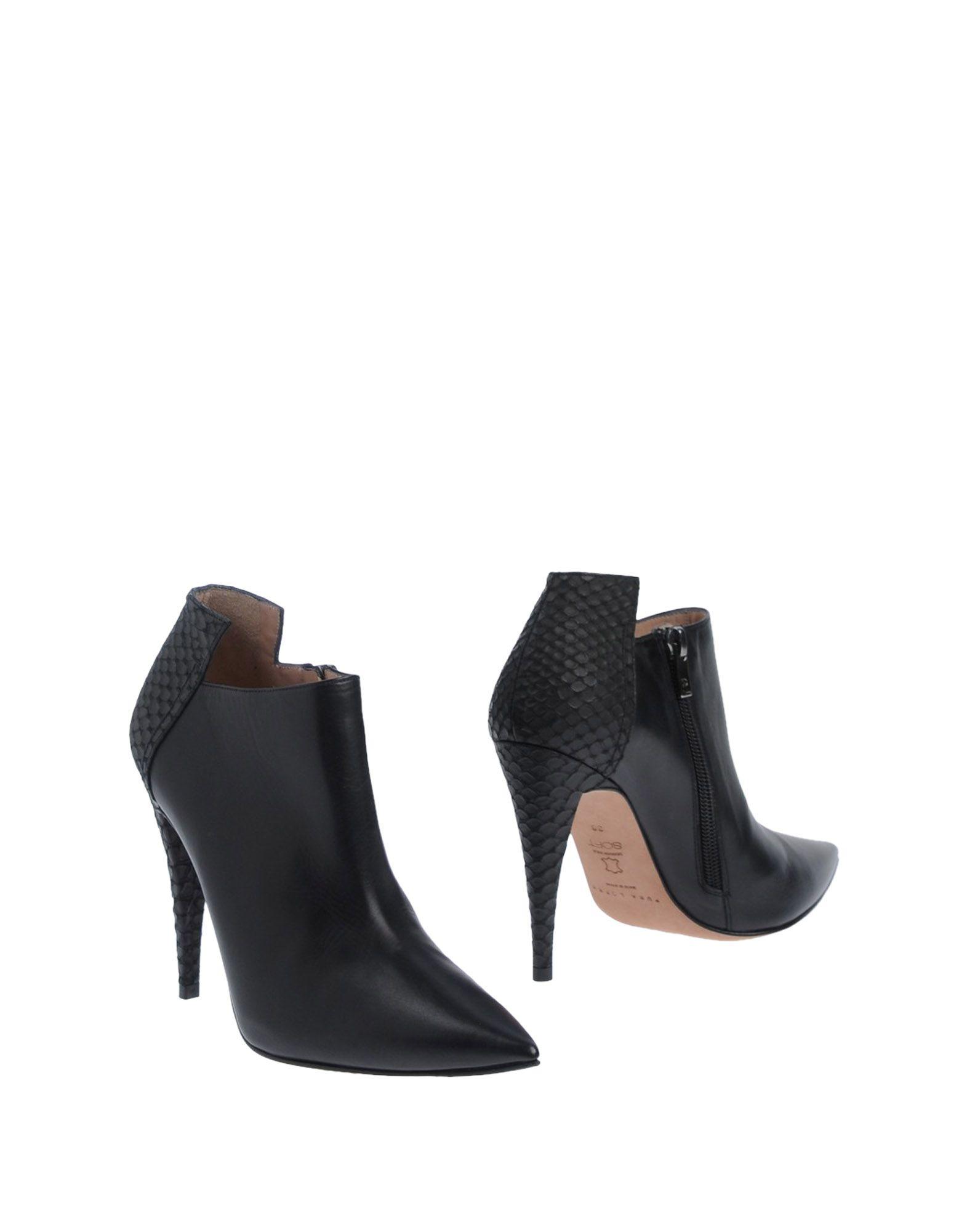 Gut um billige Schuhe zu tragenPura López Stiefelette Damen  11508693QO