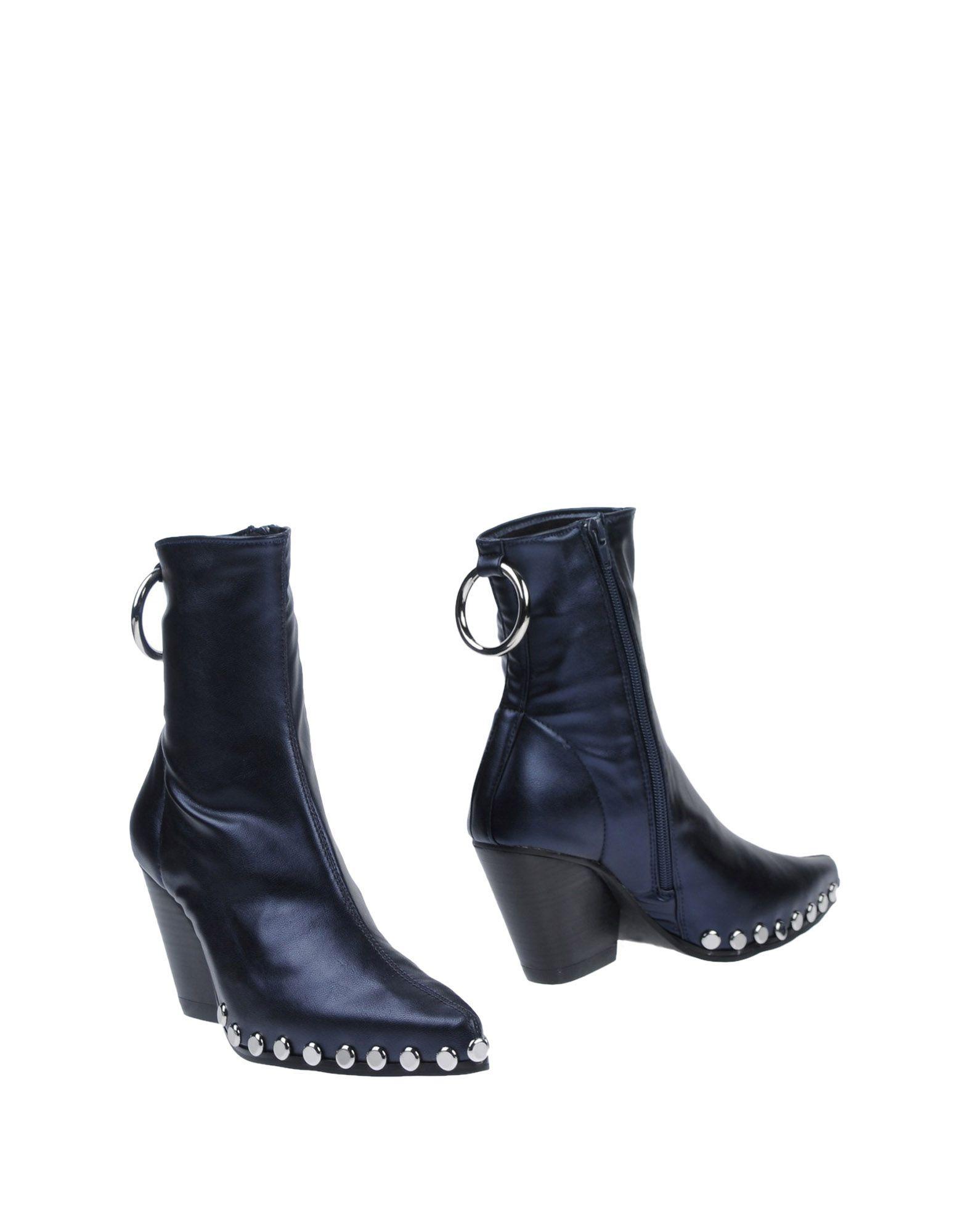 Gut um billige Damen Schuhe zu tragenJeffrey Campbell Stiefelette Damen billige  11508749XW 3d5d33