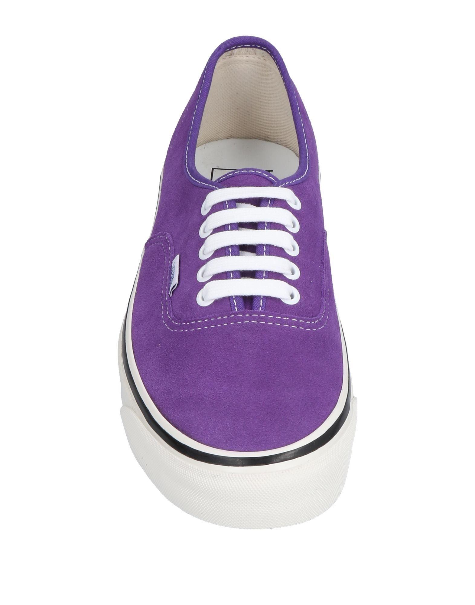 Rabatt echte Schuhe Vans Sneakers Herren  11508764WN