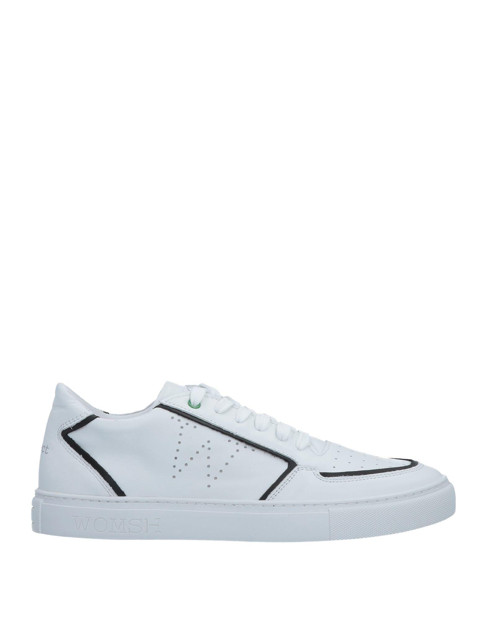 Rabatt echte Schuhe Womsh Sneakers Herren  11508793FJ