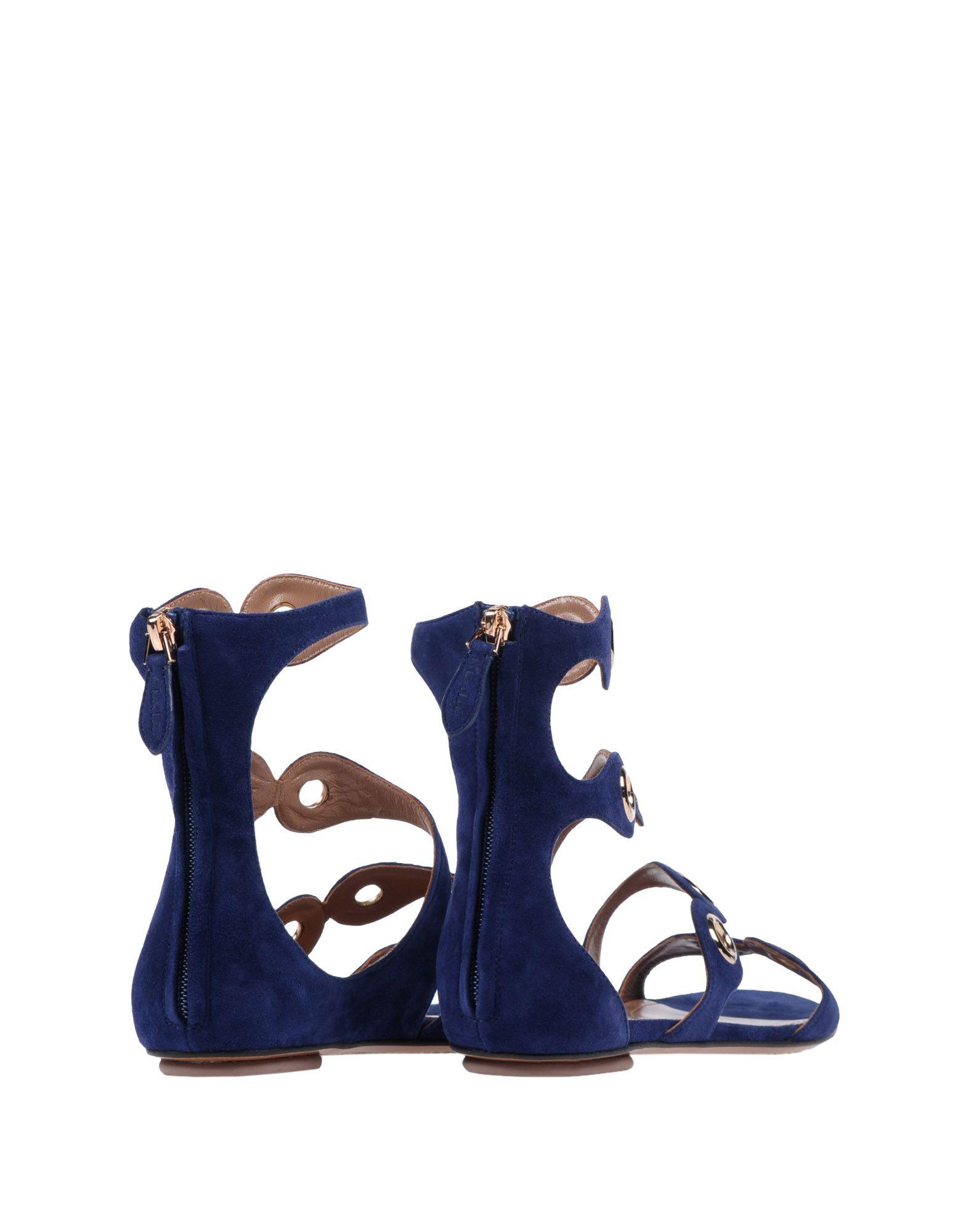 Alaïa Sandalen Damen gut  11508808OCGünstige gut Damen aussehende Schuhe dc57bb