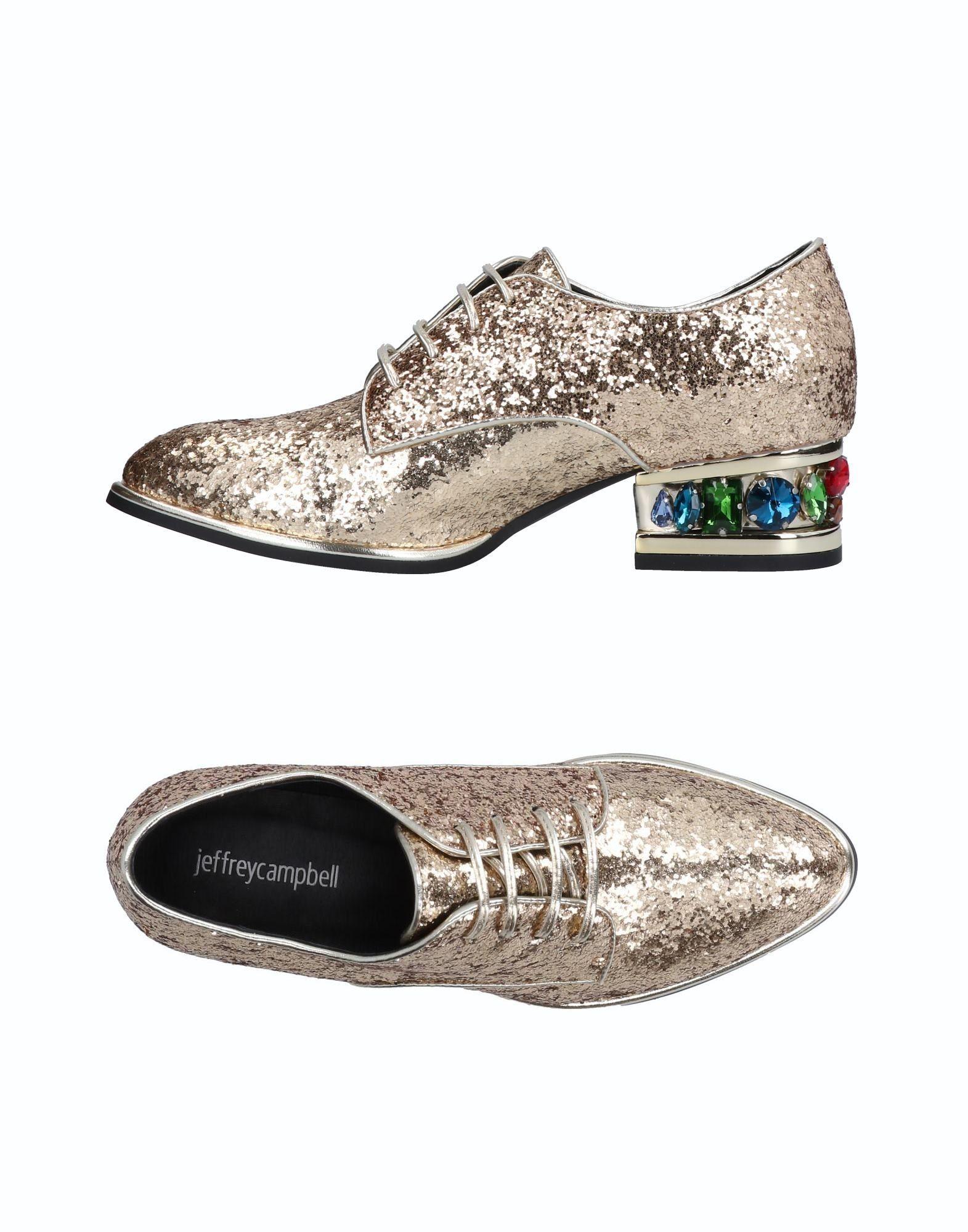 Gut um billige Schuhe zu tragenJeffrey Campbell Schnürschuhe Damen  11508822TX
