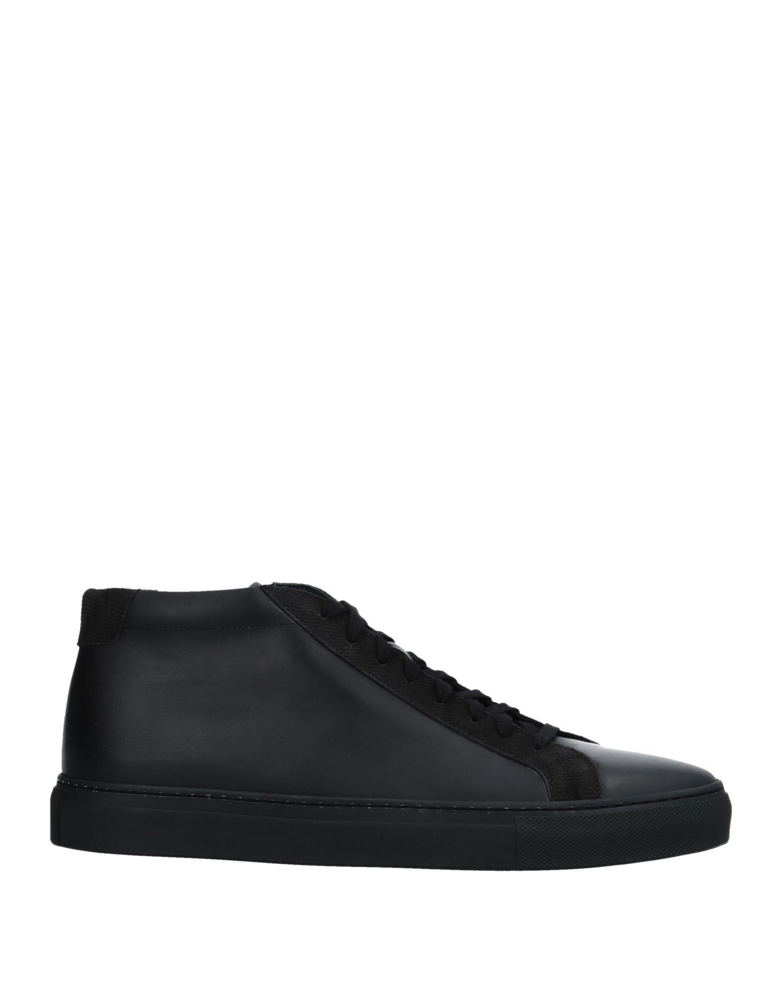 Sneakers Fabiano Ricci Homme - Sneakers Fabiano Ricci  Noir Chaussures femme pas cher homme et femme