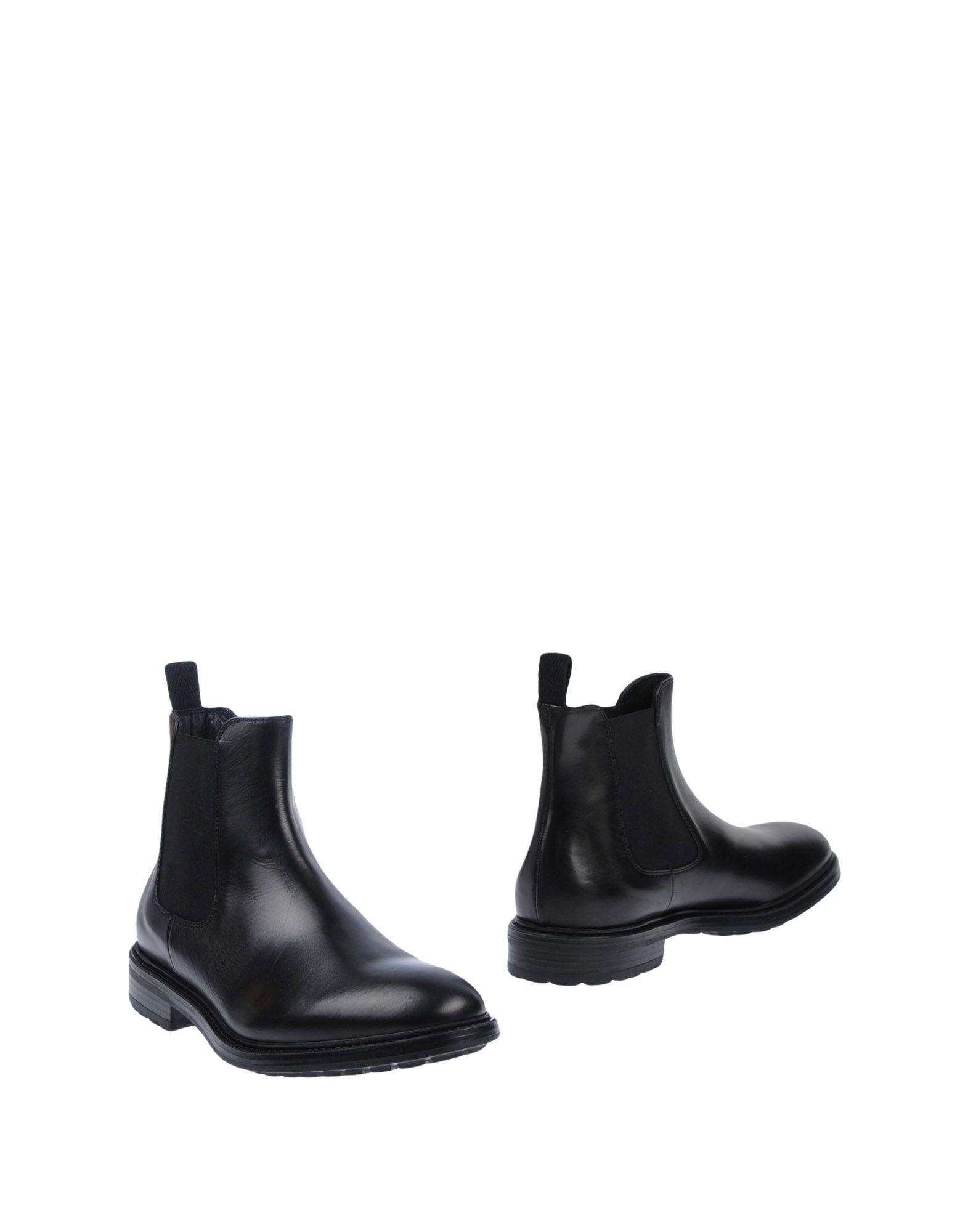 Bottine Doucal's Homme - Bottines Doucal's  Noir Remise de marque