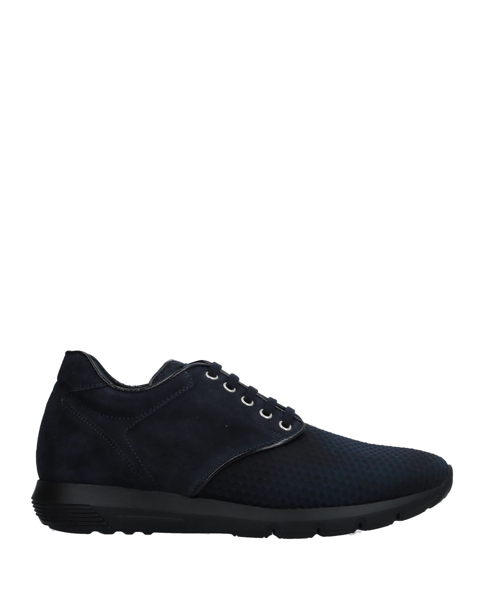 Sneakers Fabiano Ricci Homme - Sneakers Fabiano Ricci  Bleu foncé Chaussures casual sauvages