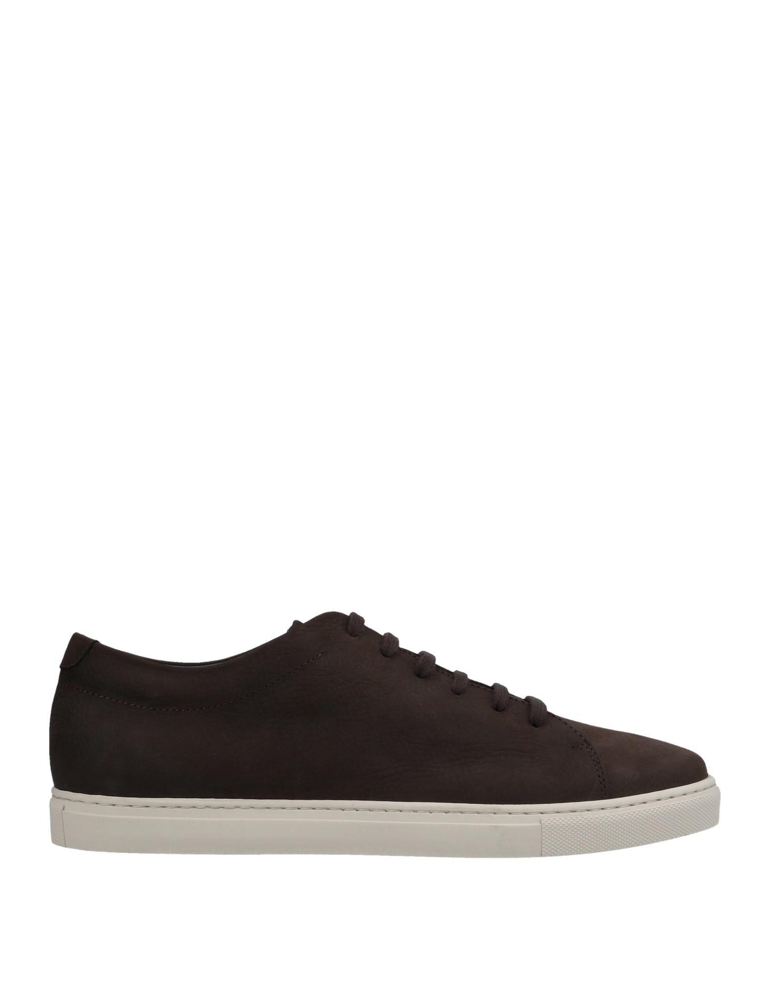 Sneakers Fabiano Ricci Homme - Sneakers Fabiano Ricci  Moka Dernières chaussures discount pour hommes et femmes