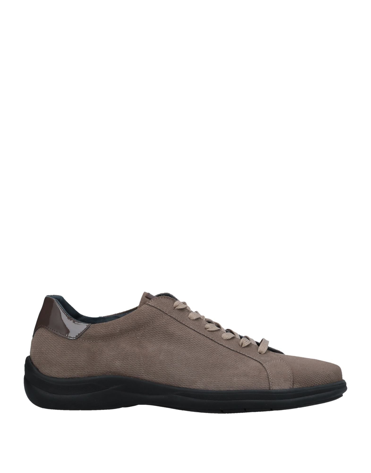Sneakers Fabiano Ricci Homme - Sneakers Fabiano Ricci  Gris Chaussures femme pas cher homme et femme