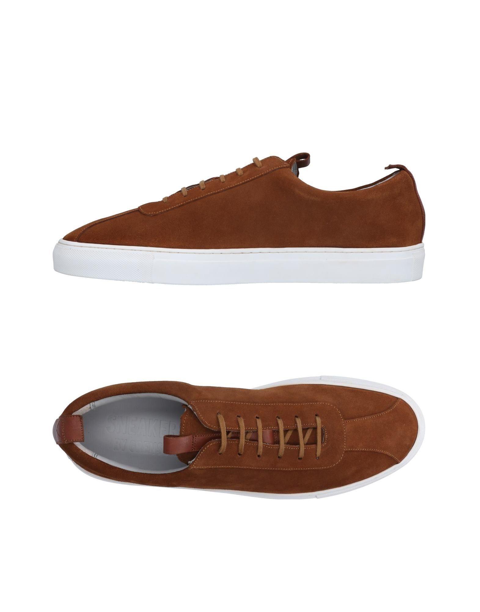 Rabatt echte Schuhe Grenson Turnschuhes Herren Herren Turnschuhes 11509036HS 7c8b27