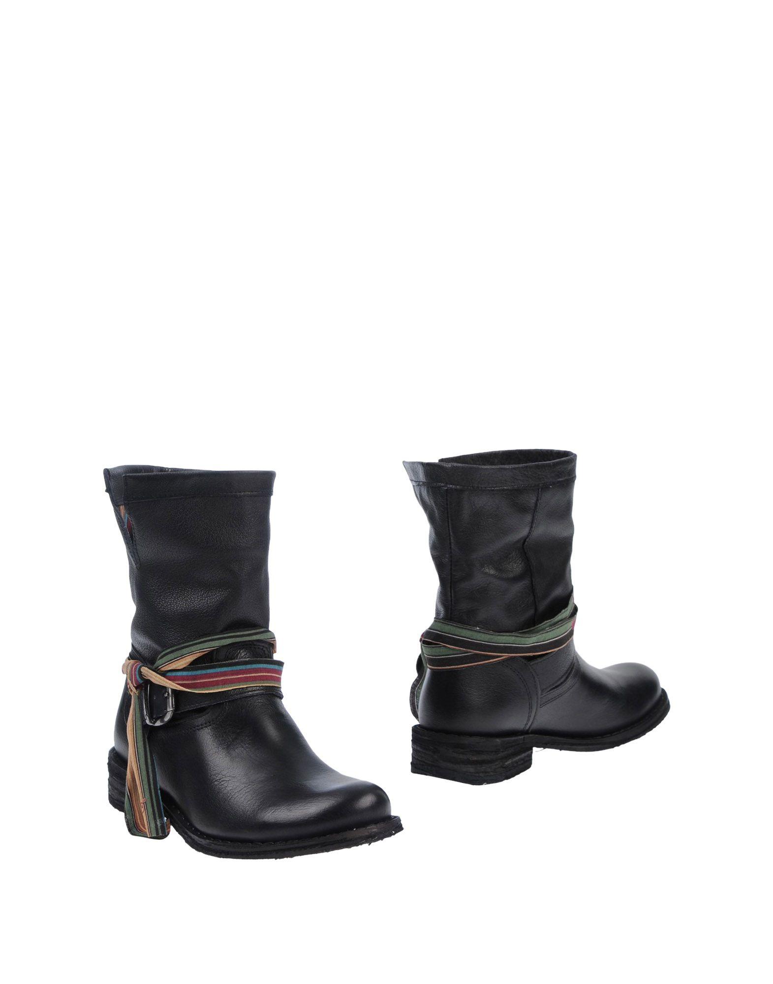 Felmini Stiefelette Damen  11509041BW Gute Qualität beliebte Schuhe