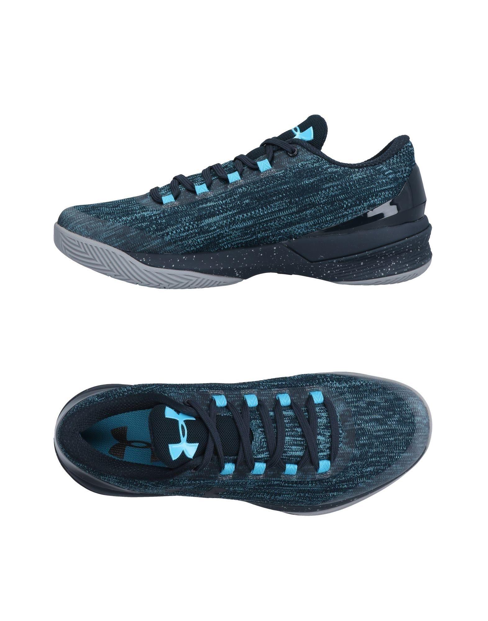 Rabatt echte Schuhe Under Armour Sneakers Herren  11509055BK