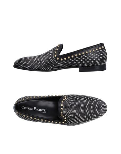Zapatos con descuento Mocasín Cesare Paciotti Hombre - Mocasines Cesare Paciotti - 11509064WT Negro