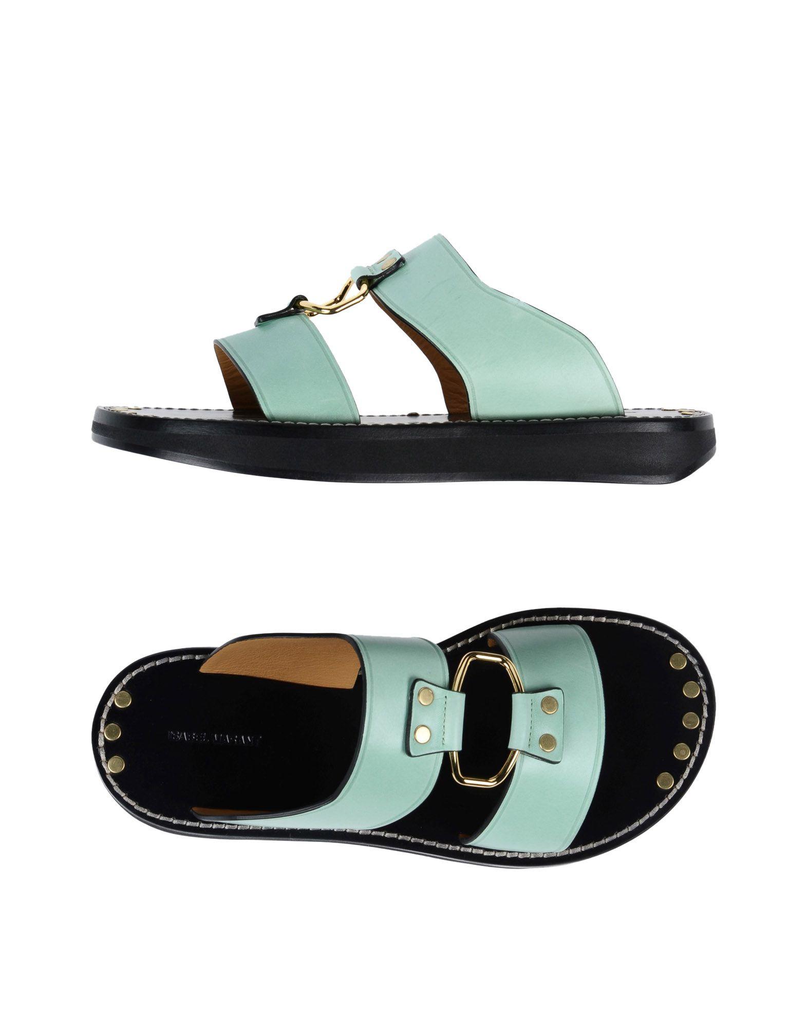 Rabatt Schuhe Isabel Marant Sandalen Damen  11509092RS