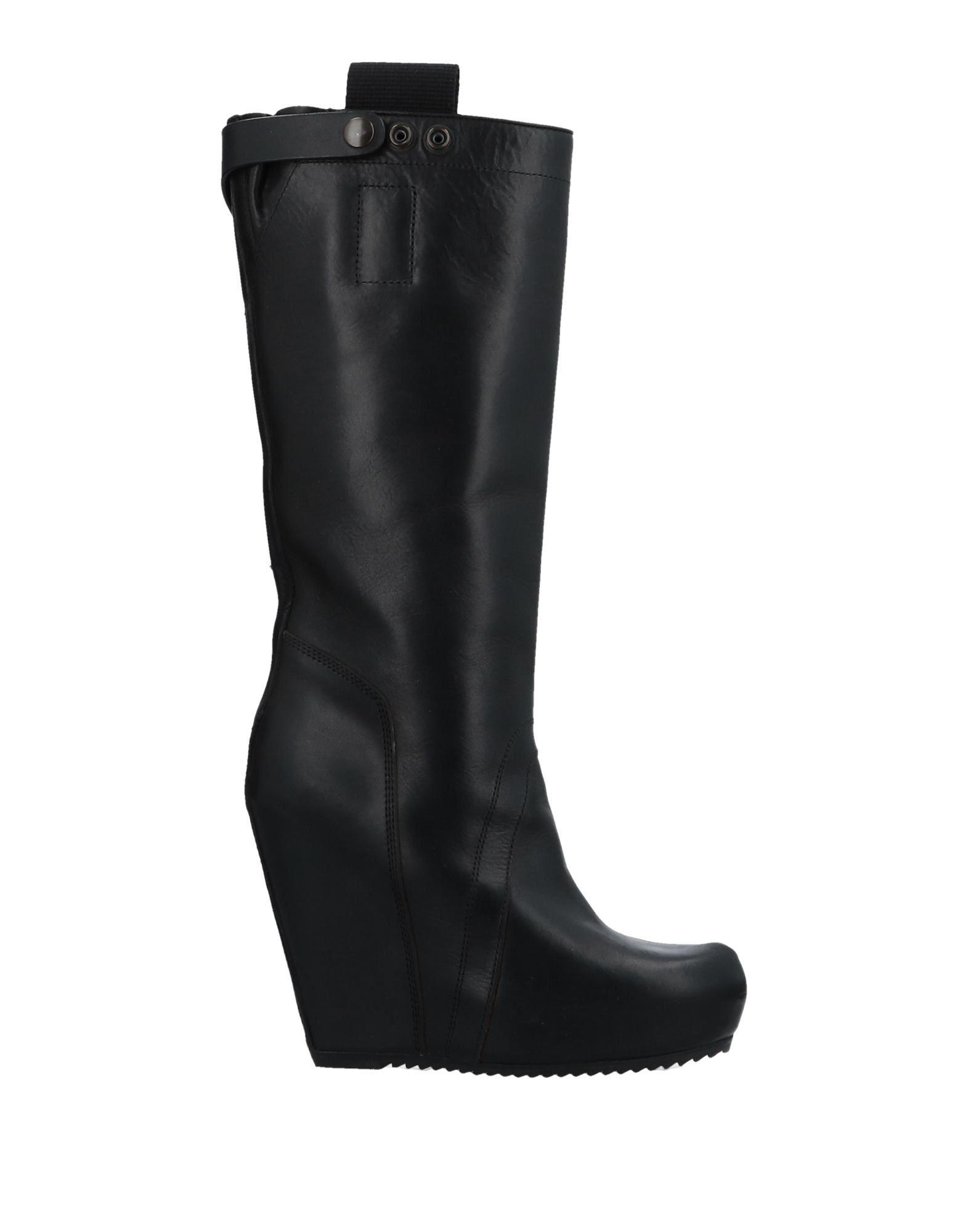 Rick Owens Stiefel Damen  11509165DSGünstige gut aussehende Schuhe