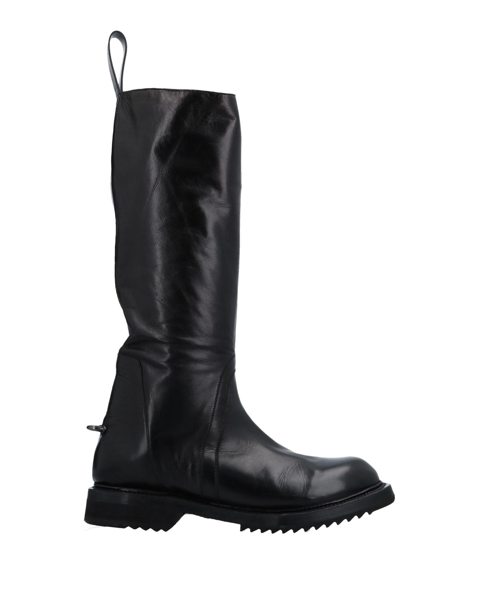 Rick Owens Stiefel Damen  11509188KUGünstige gut aussehende Schuhe