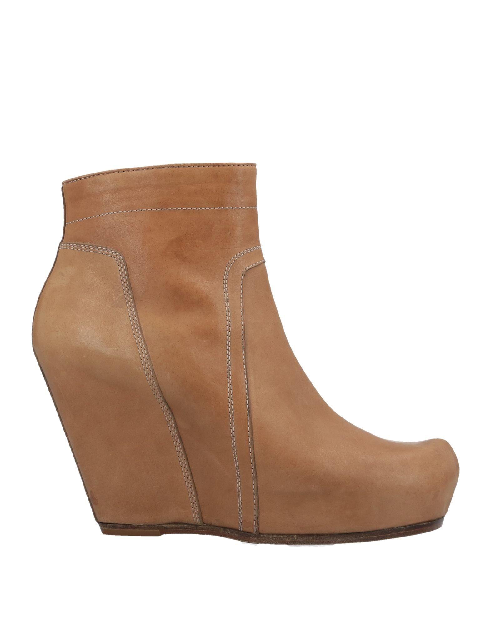 Rick Owens Stiefelette Damen  11509197DOGünstige gut aussehende Schuhe
