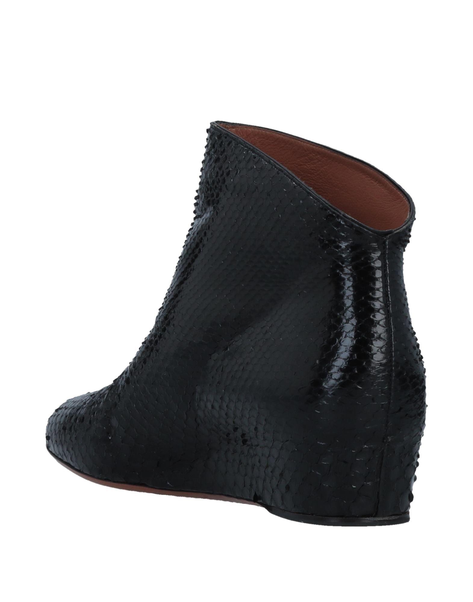 Alaïa Stiefelette Damen  aussehende 11509207RVGünstige gut aussehende  Schuhe 27eb84