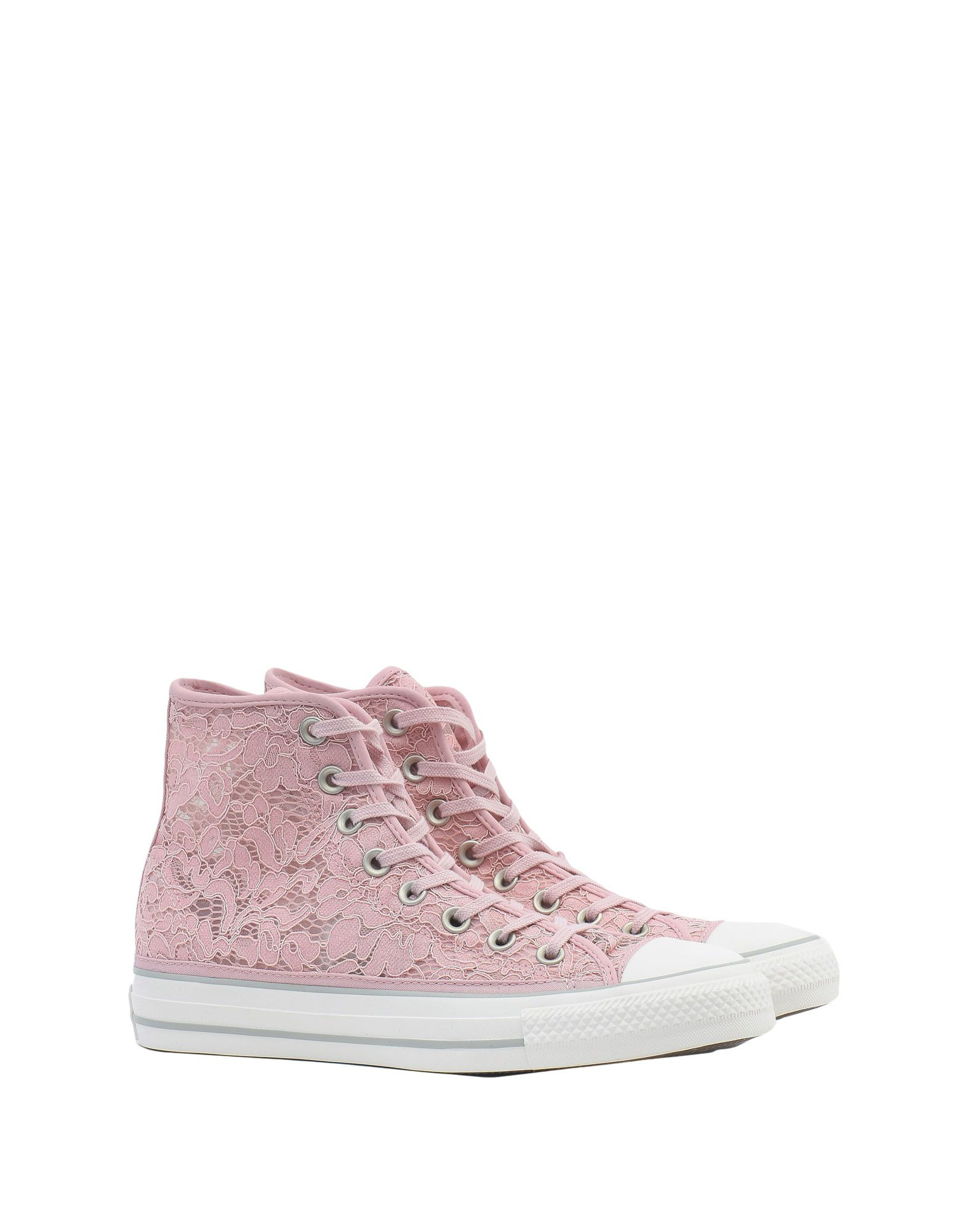Sneakers Converse All Star Chuck Taylor All Star Donna Hi Flower Lace - Donna Star - 11509238PO 25b689
