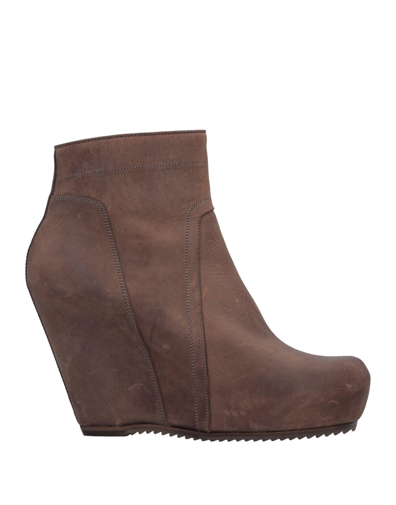 Rick Owens Stiefelette Damen Schuhe  11509249MKGünstige gut aussehende Schuhe Damen 75aaf7
