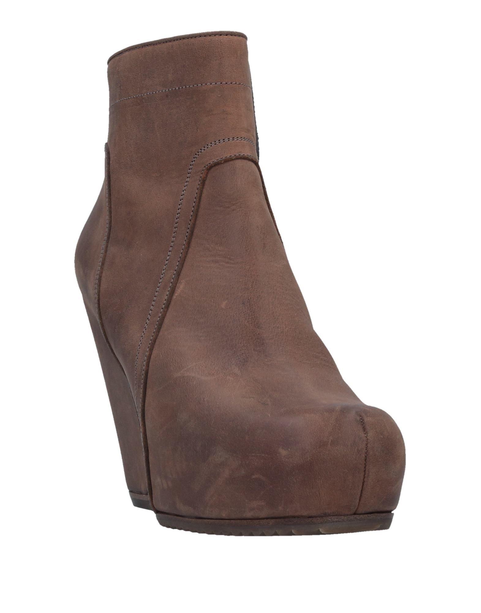 Rick Owens 11509249MKGünstige Stiefelette Damen  11509249MKGünstige Owens gut aussehende Schuhe 501918