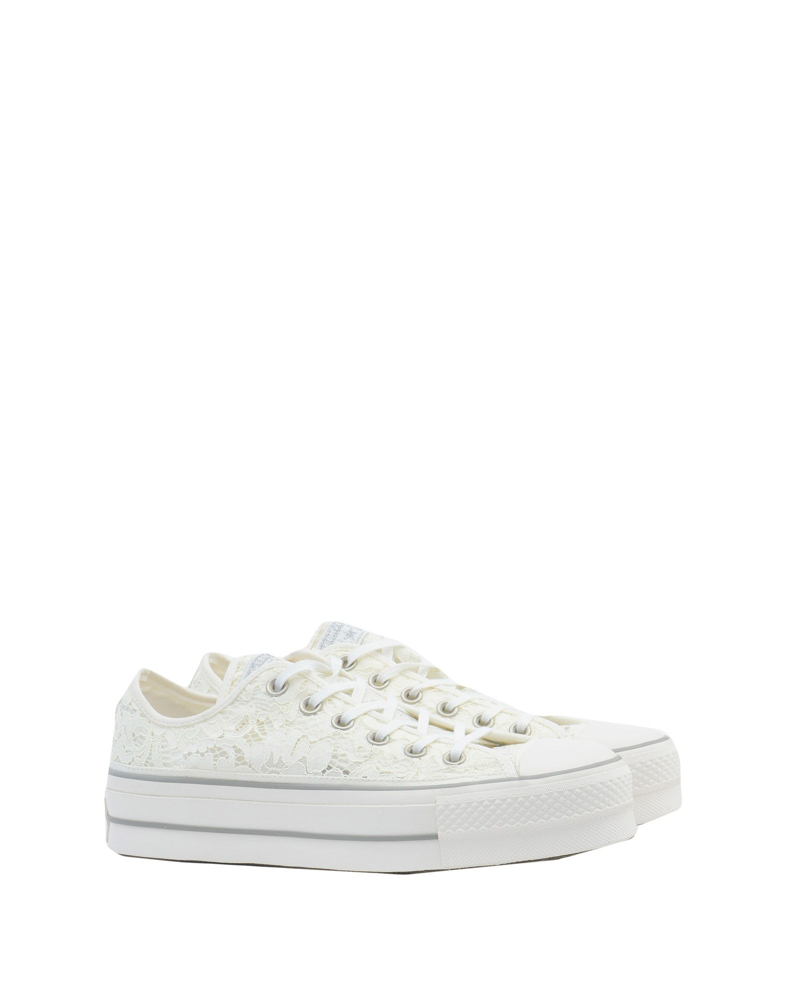 Gut um billige Schuhe Chuck zu tragenConverse All Star Chuck Schuhe Taylor All Star Lift Ox Flower Lace  11509252BP 55623b