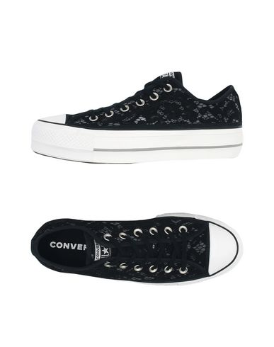Converse All Star Chuck Taylor All Star Lift Ox Flower Lace ... 63fef75798