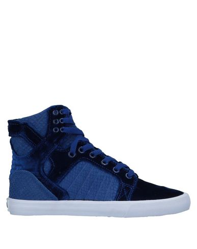 SUPRA Sneakers in Bright Blue