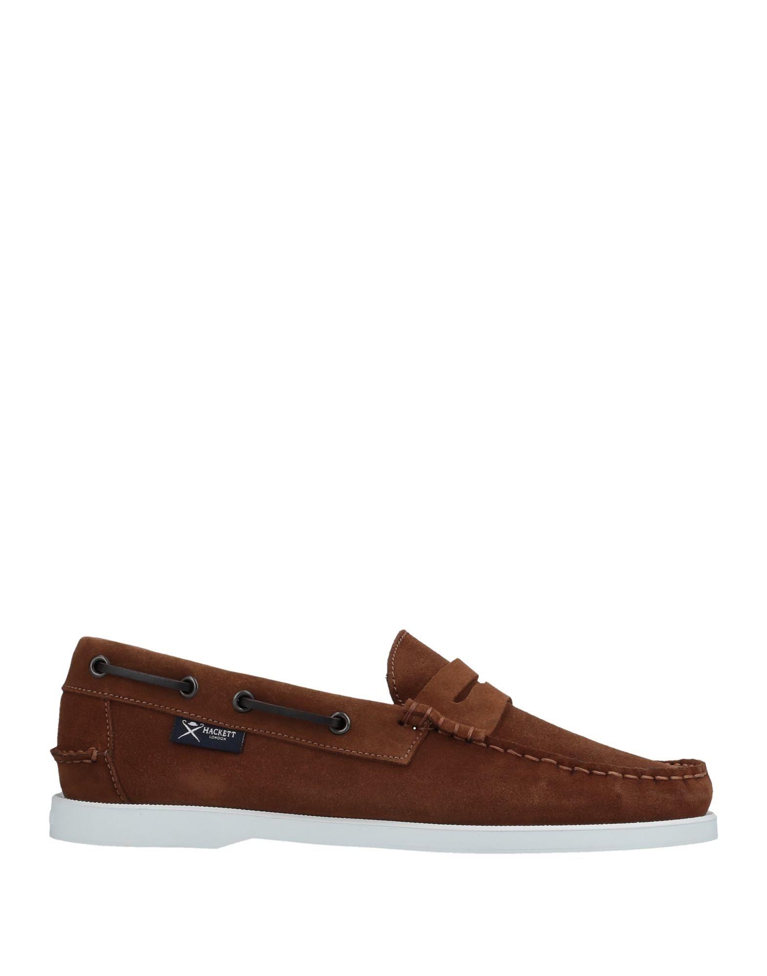 Rabatt echte Schuhe Hackett Mokassins Herren  11509337ET