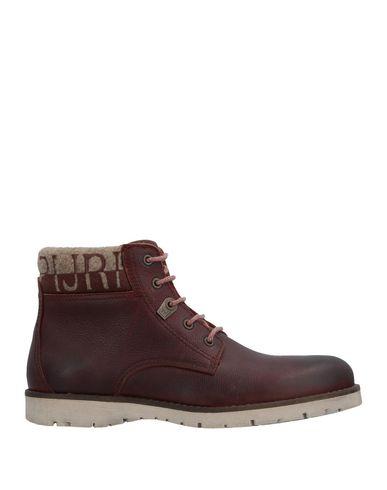 Zapatos con descuento Botines Botín Napapijri Hombre - Botines descuento Napapijri - 11509362HT Marrón 4c1fa8