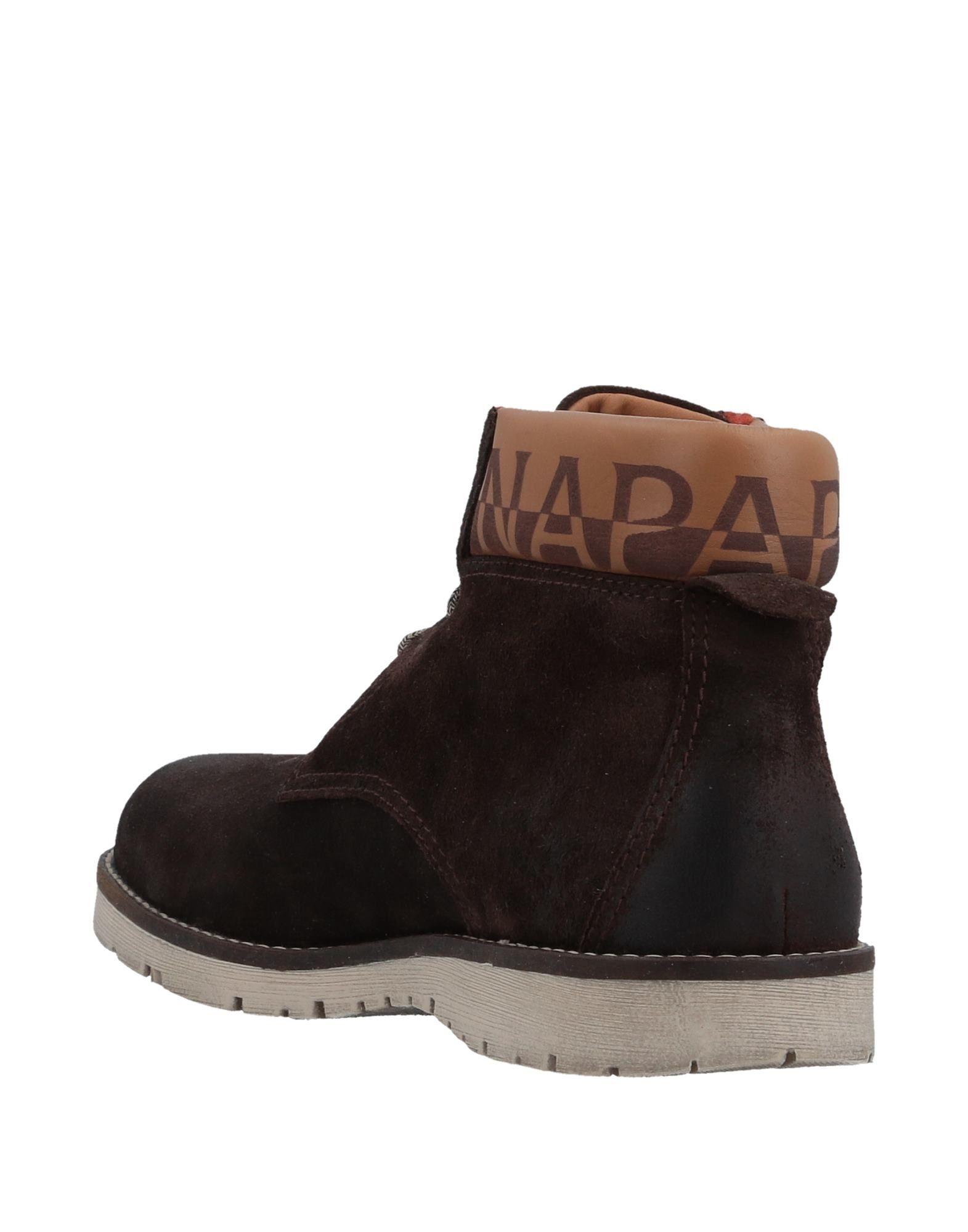 Rabatt Napapijri echte Schuhe Napapijri Rabatt Stiefelette Herren  11509516FS c98056