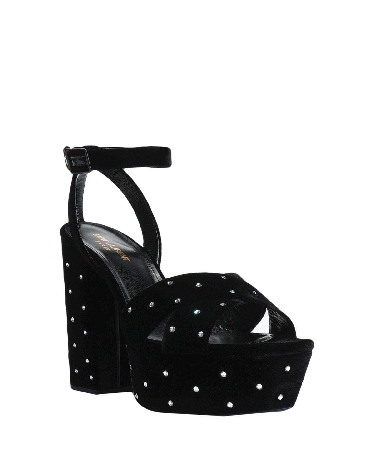 Saint 11509636UUGünstige Laurent Sandalen Damen  11509636UUGünstige Saint gut aussehende Schuhe fc4507